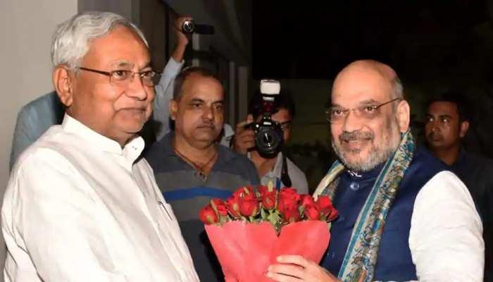 CM नीतीश ने दी अमित शाह को जन्मदिन की बधाई, रामविलास पासवान भी बोले- 'दीर्घायु हों'