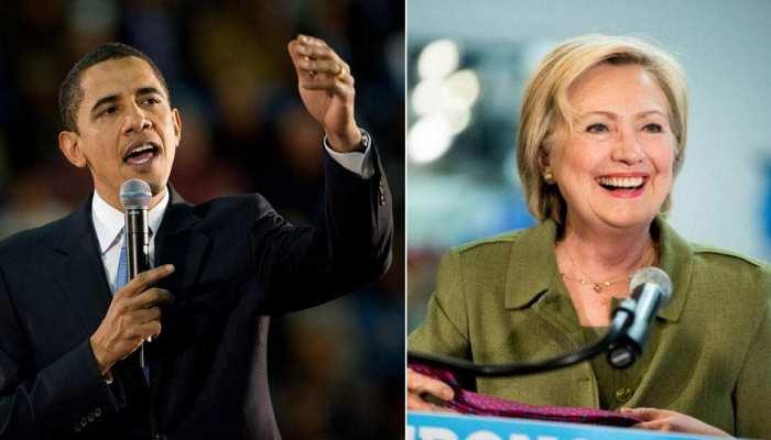 अमेरिका खुफिया सर्विस ने बराक ओबामा और हिलेरी क्लिंटन को भेजे गए संदिग्ध पैकेट पकड़े
