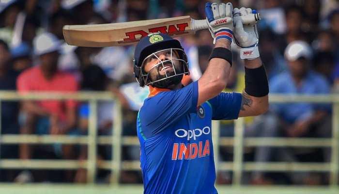 INDvsWI: Virat kohli makes special Records while making his 37th ODI Century