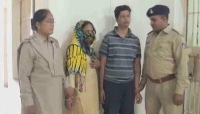 'कौन बनेगा करोड़पति' के नाम पर लाखों की ठगी करने वाली गैंग का भांडाफोड़, महिला समेत 2 गिरफ्तार
