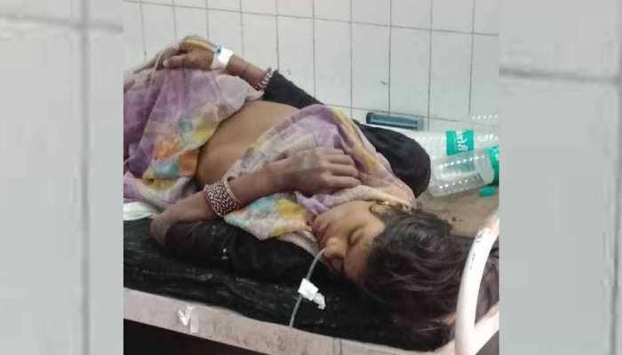 करवा चौथ पर पति से फोन पर हुआ झगड़ा, पत्नी ने पी लिया जहर
