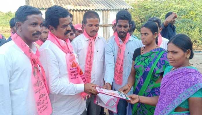 तेलंगाना चुनाव: मकतल सीट पर TRS ने कांग्रेस के वर्तमान विधायक को मैदान में उतारा
