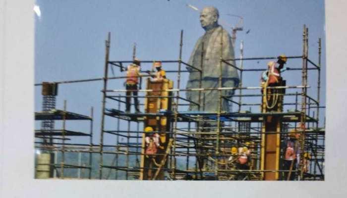 तस्वीरों में देखें कैसे हुआ विश्व की सबसे ऊंची प्रतिमा का निर्माण