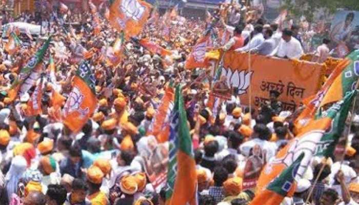 छत्तीसगढ़ चुनाव 2018: जगदलपुर में जीत के चौके पर टिकी बीजेपी की नजरें