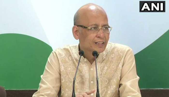 CM योगी के बयान पर कांग्रेस का हमला, कहा- 'उन्हें संविधान का ज्ञान नहीं'