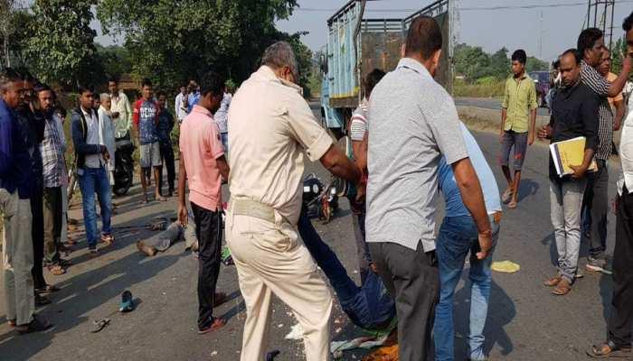धनबादः सड़क पर रफ्तार की कहर, दो अलग-अलग हादसों में चार लोगों की मौत