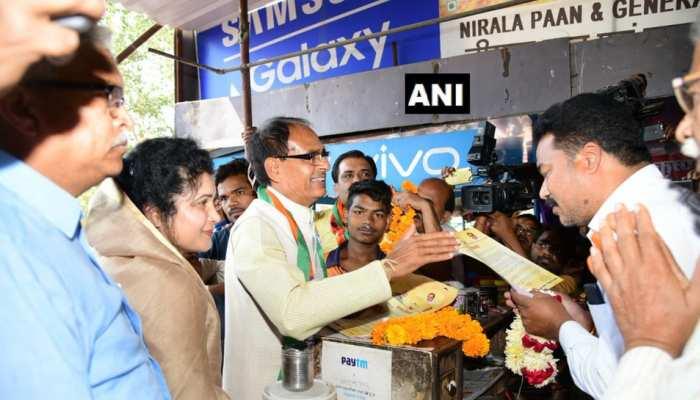 मध्य प्रदेशः CM शिवराज ने गोविंदपुरा से 'जनसंपर्क अभियान' का किया शुभारंभ
