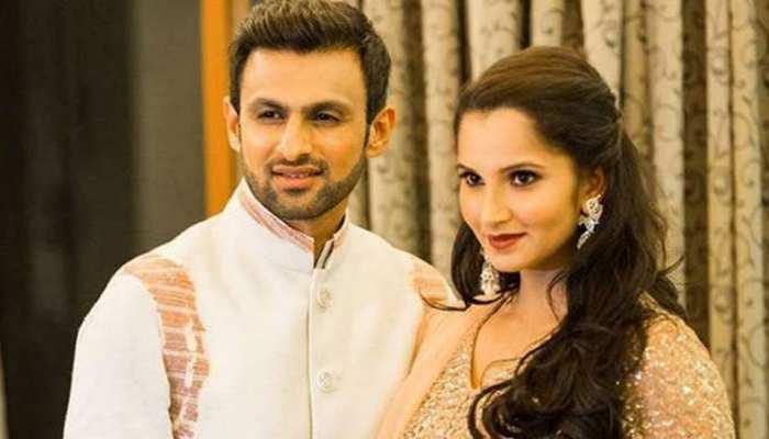 सानिया मिर्जा-शोएब मलिक के घर आया नन्हा मेहमान, पाक क्रिकेटर ने दी ट्विटर पर खुशखबरी