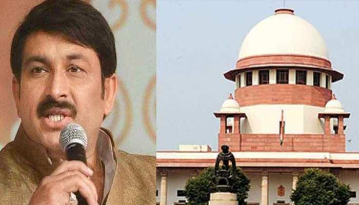 दिल्ली सीलिंग मामले में आज सुप्रीम कोर्ट में अहम सुनवाई, अदालत में पेश होंगे मनोज तिवारी