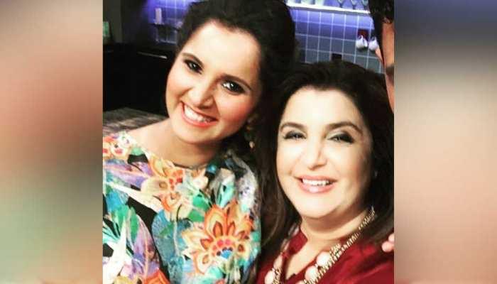 सानिया मिर्जा बनीं मां, तो फराह खान ने एक तस्वीर शेयर कर कहा- 'मैं खाला बन गई'