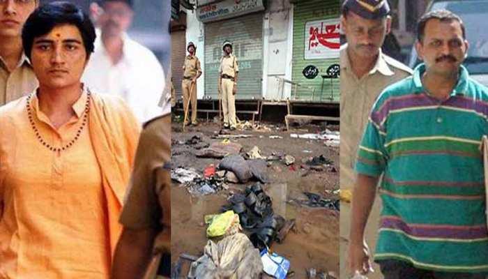 मालेगांव धमाका: पुरोहित, साध्वी, 5 अन्य के खिलाफ आरोप तय