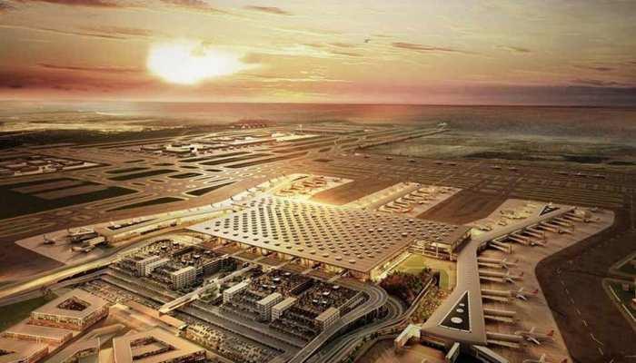 PHOTOS: तुर्की में बना दुनिया का सबसे बड़ा एयरपोर्ट, जानिए क्या है खासियत