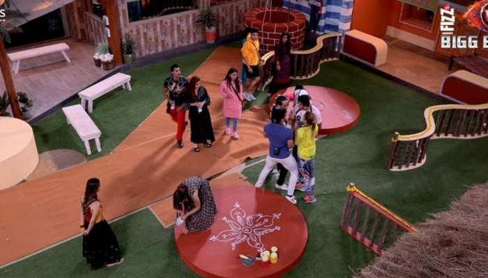 Bigg Boss 12: टास्क के दौरान विकास गुप्ता और शिल्पा शिंदे के परिवारों में छिड़ी जंग!