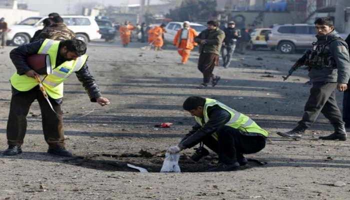 काबुल में जेल के बाहर आत्मघाती हमला, सात लोगों की मौत