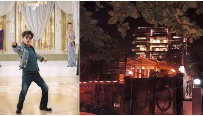 B'day: छह दिन पहले ही मनेगी शाहरुख खान की दिवाली, दुल्हन की तरह 'मन्नत' को सजाया