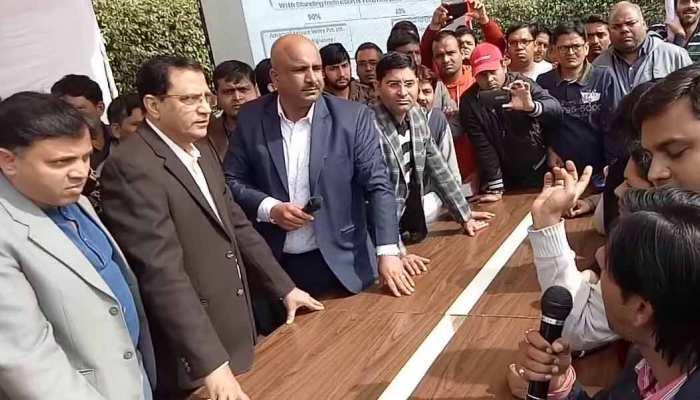 आम्रपाली के CMD अनिल शर्मा और 2 निदेशक की पुलिस हिरासत में मनेगी दिवाली
