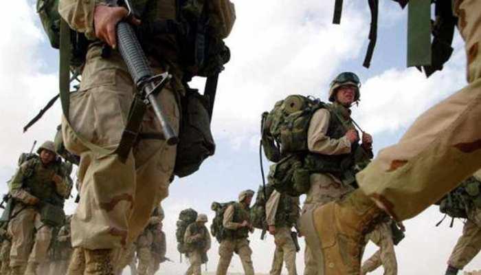 ट्रंप बोले- '15,000 तक पहुंच सकती है अमेरिका-मेक्सिको सीमा पर सैनिकों की संख्या'