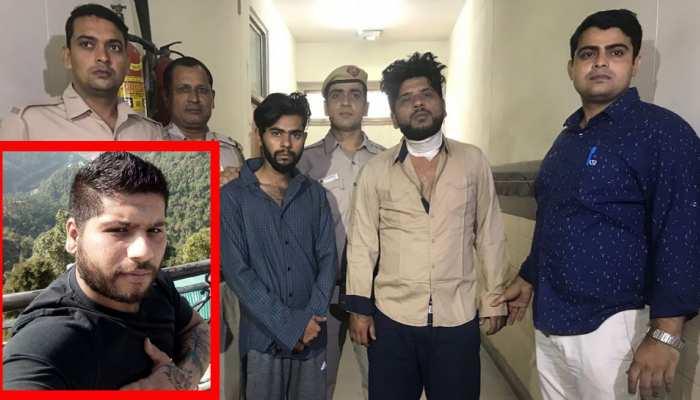 दिल्ली में कार से कुचलकर कपड़ा कारोबारी की हत्या, दो दोस्त गिरफ्तार