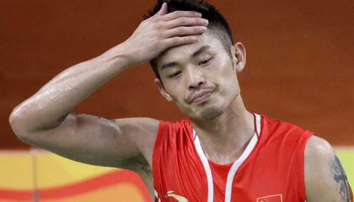 सार्लोरक्स ओपन: शुभंकर डे ने पांच बार के विश्व चैंपियन लिन डैन को हराया, कश्यप हारे