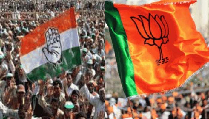 राजस्थान: मंडल विधानसभी के चुनावी अखाड़े में कांग्रेस-बीजेपी आमने-सामने