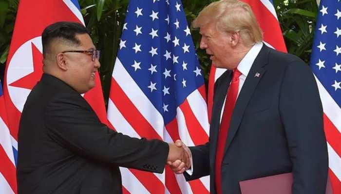 उत्तर कोरिया ने फिर चेताया, परमाणु नीति की ओर रुख करने की इच्छा जताई