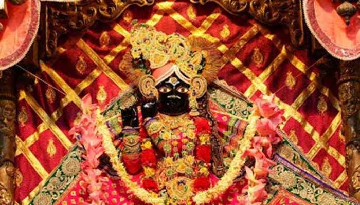 भाईदूज से बदल जाएगा वृन्दावन के ठाकुर बांके बिहारी मंदिर में दर्शन का समय