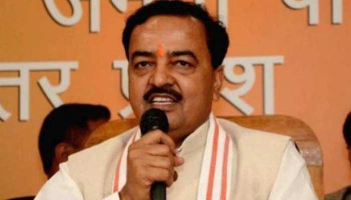 केशव प्रसाद मौर्य बोले- 'समय आने पर बनेगा भव्य राम मंदिर'