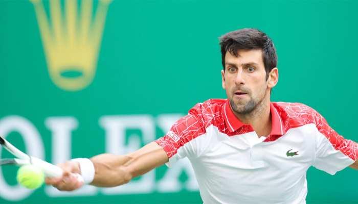 टेनिस : एटीपी फाइनल्स में ज्वेरेव, सिलिक, इसनेर से होगा जोकोविक का मुकाबला