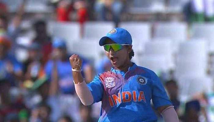 महिला वर्ल्ड कप: हरमनप्रीत की तूफानी पारी से भारत ने इंग्लैंड को हराया