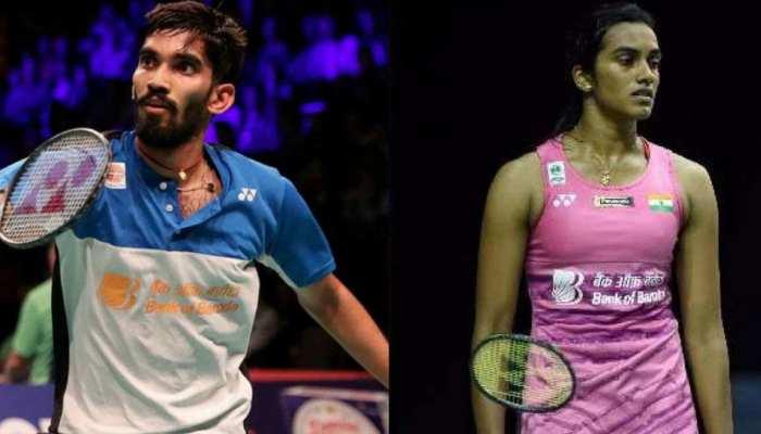 Badminton: सिंधु और श्रीकांत चाइना ओपन के क्वार्टर फाइनल में