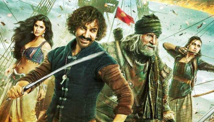 Film Review: निराश करती आमिर और अमिताभ की 'ठग्स ऑफ हिंदोस्तान' की कहानी