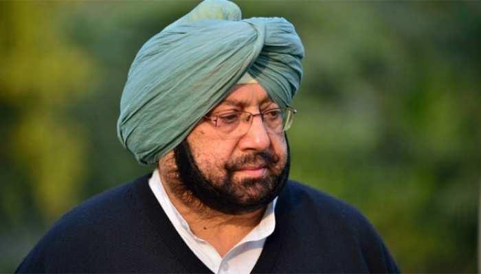 अमरिंदर का सुषमा को पत्र, PAK सरकार के सामने उठाएं करतारपुर साहिब कॉरिडोर का मुद्दा