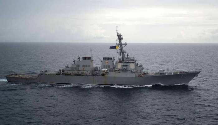 दक्षिण चीन सागर में आमने-सामने आ गए अमेरिका-चीन के जंगी जहाज और गर्मा गया माहौल