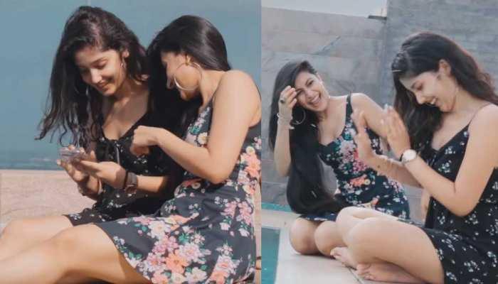 इंटरनेट पर धमाल मचा रहा इन दोनों लड़कियों का VIDEO, लोग हुए इनके डांस के दीवाने