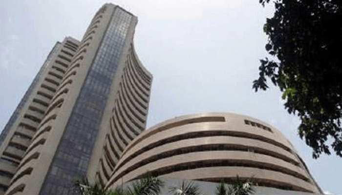 सेंसेक्स की शीर्ष दस में से 5 कंपनियों का बाजार पूंजीकरण 26,157 करोड़ रुपये बढ़ा