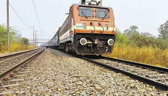 India Today: Girl found sitting on railway track in red frock, train stooped for half hour