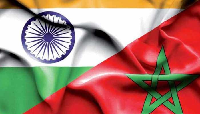 भारत-मोरक्को के बीच हुआ समझौता, आपराधिक, कानूनी मामले एक-दूसरे की करेंगे मदद