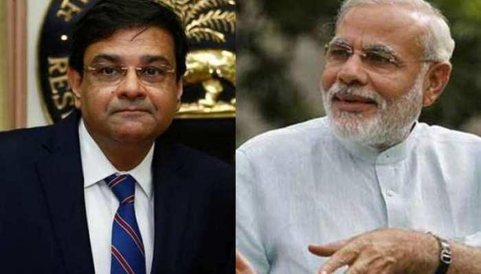 केंद्र और RBI में टकराव के बीच PM मोदी से मिले थे गवर्नर उर्जित पटेल: सूत्र