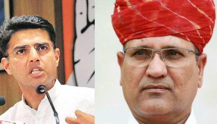 रामेश्वर डूडी के विरोध में उतरे कांग्रेस कार्यकर्ता, बैठक में हुई थी सचिन पायलट से बहस