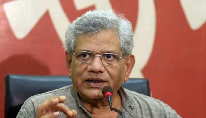 सीताराम येचुरी बोले, 'मोदी सरकार ने CAG के रूप में एक और संस्था को किया नष्ट'