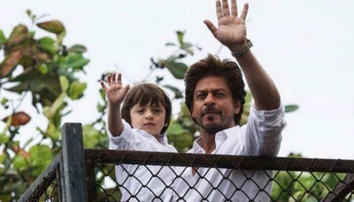 'जीरो' का ट्रेलर देखकर, शाहरुख खान के बेटे अबराम ने दिया ऐसा रिएक्शन