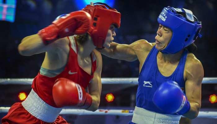 विश्व महिला बॉक्सिंग: मैरीकॉम, मनीषा, लवलीना और भाग्यवती क्वार्टर फाइनल में पहुंचीं, सरिता हारीं