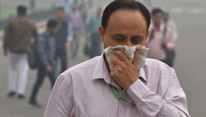 2016 में सबसे ज्यादा जहरीली थी दिल्ली की हवा, 10 साल छोटी हुई हर व्यक्ति की जिंदगी