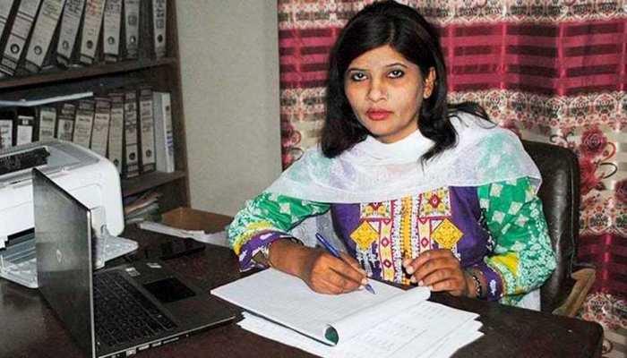 पाकिस्तान की हिंदू सांसद 100 प्रभावशाली महिलाओं में शामिल