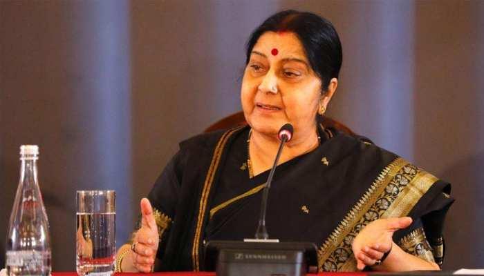 जब सुषमा स्वराज ने विदेश मंत्री बनकर बनाया था यह रिकॉर्ड...