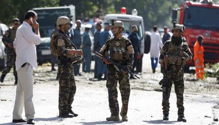 अफगानिस्तान : आत्मघाती हमलावरों ने बनाया इस्लामी विद्वानों को निशाना, 50 लोगों की मौत