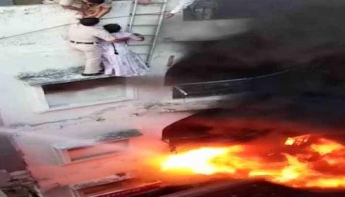 न्यू जर्सी : हवेली में जानबूझकर लगाई गई आग, दो बच्चों सहित 4 लोगों की मौत