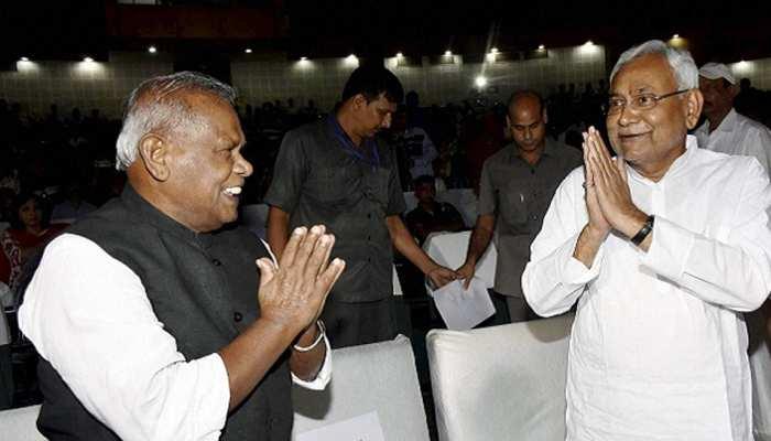 CM नीतीश बोले- दशरथ मांझी को कुर्सी पर बिठाया तो हेडलाइन बनी, दूसरे मांझी तो अलग ही निकले