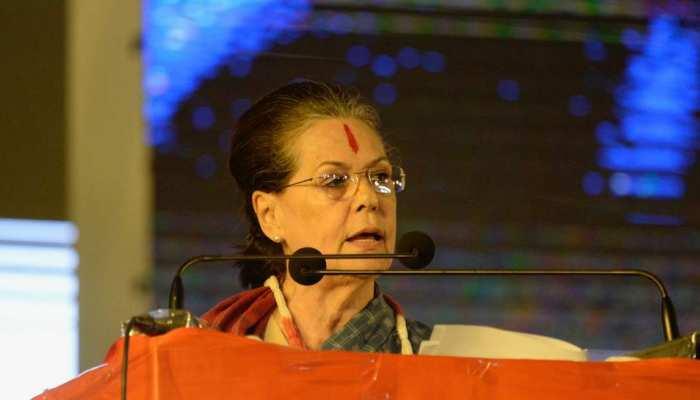 तेलंगाना में चंद्रशेखर राव पर जमकर बरसीं सोनिया गांधी, 'उन्हें केवल अपनी चिंता रही'