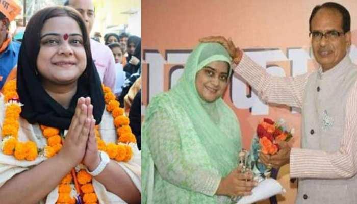 MP चुनाव : कांग्रेस के किले में पिता की हार का बदला लेने उतरीं फातिमा रसूल सिद्दीकी
